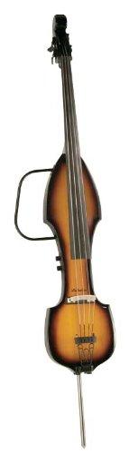 Palatino VE-500 Electric Upright Bass, Sunburst by Palatino