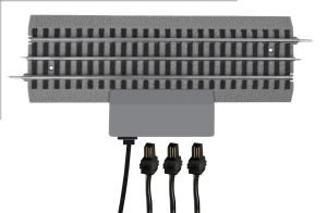 Lionel LNL81314 O FasTrack Power Block Lock-on/Plug-n-Play