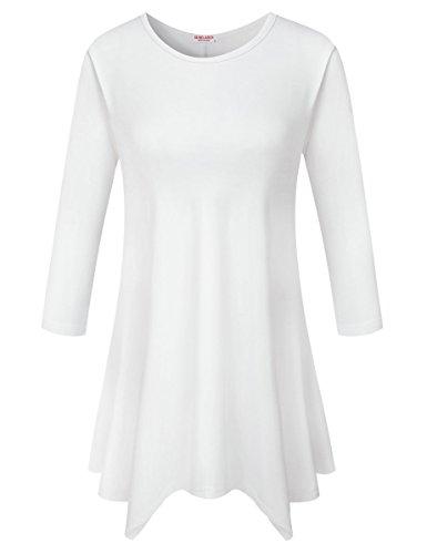 White 3x T-Shirt - 9