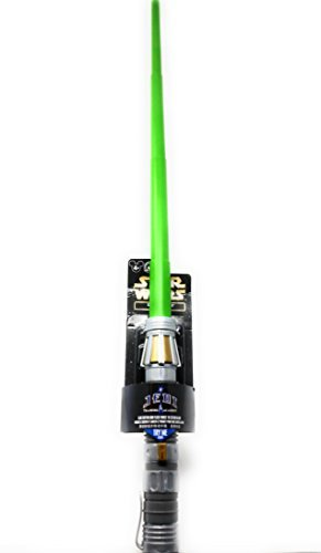 Disney Parks Star Wars Jedi Training Academy Lightsaber - Green -