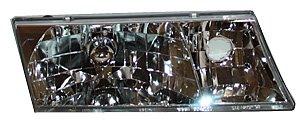 TYC 20-5359-00 Mercury Grand Marquis Passenger Side Headlight (Mercury Grand Marquis Headlamp Headlight)