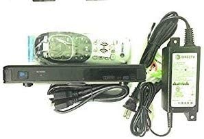 with Complete Kit Genie Mini DIRECTV C41-100 Receiver HD Client