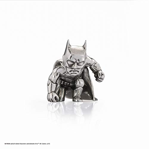 Royal Selangor Hand Finished Batman Collection Pewter Rebirth Mini Figurine