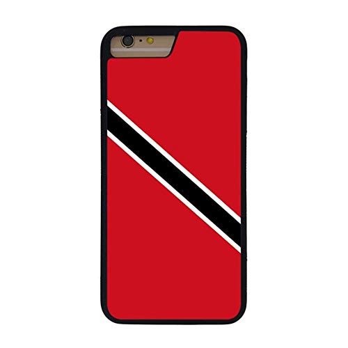 Skinsends Cute Trinidad and Tobago Flag Phone case Compatible with iPhone 8 Plus, Hard Plastic Protective Case Compatible with iPhone 7 Plus / 8 Plus]()