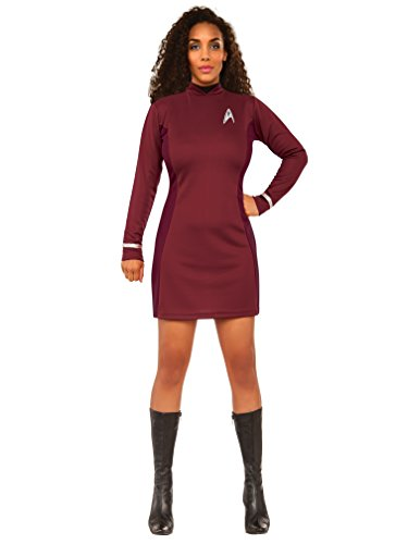 Original 2016 Halloween Costumes (Rubie's Costume Co. Women's Star Trek: Beyond Uhura Costume, As Shown, Small)
