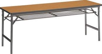 品番48984 ゼミテーブル LK-1860A チーク B00R0KYLAS