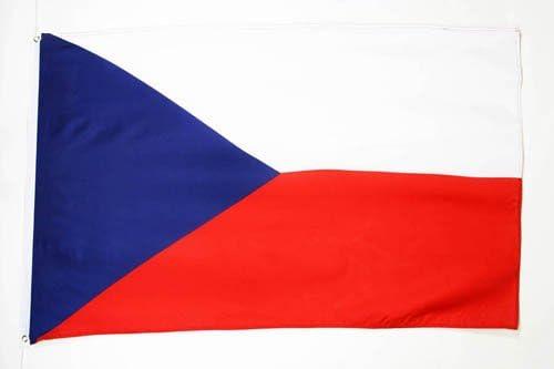 AZ FLAG Bandera de la REPÚBLICA Checa 90x60cm - Bandera ...