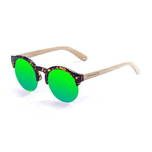 Paloalto Sunglasses P65002.4 Lunette de Soleil Mixte Adulte, Vert