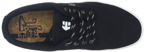 Etnies Jameson 2 Eco - Zapatos de tela para hombre Black/White
