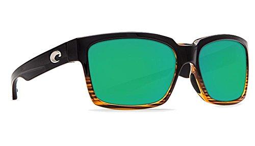 Costa Del Mar Playa Polarized Sunglasses Coconut Fade
