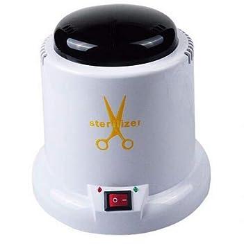 Alta temperatura Esterilizador UV Fuerte Bactericida Toalla Brocha de maquillaje Caja Arte de uñas Esterilizador Gabinete