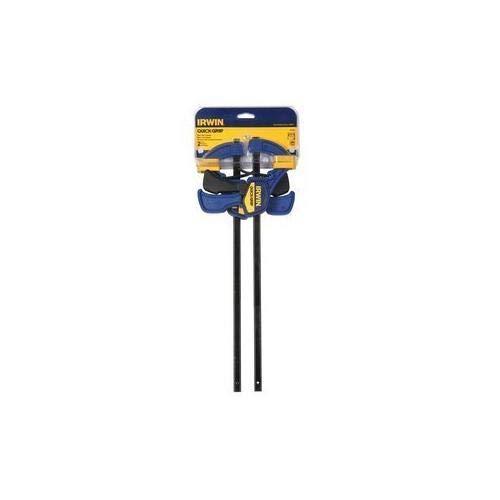 - IRWINQUICK-GRIPOne-Handed Mini Bar Clamp 2 Pack, 12