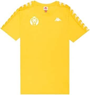 Kappa Coen Slim 222 Banda tee Mad Lions Camisetas Hombre