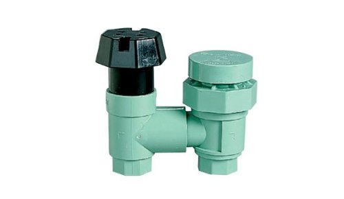 Orbit Sprinkler System Anti Siphon Control