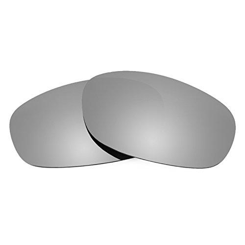 Polarisés rechange options de Predator RB2027 Ban Titanium 2 — Plusieurs Ray Verres pour Mirrorshield qOwpRwa