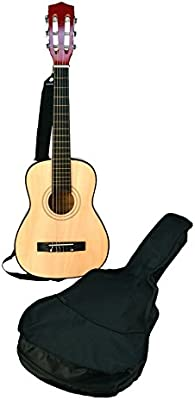 Bontempi - GSW 75,2 / b - Guitarra de Madera con Cubierta ...