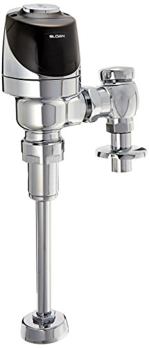 (Sloan Valve 3250424 Sensor Operated Urinal Flushometer, Optima Plus, 0.5 GPF)