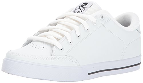 Mixte Adulte White black Lopez50 C1rca Sneakers Basses xtXI7nB