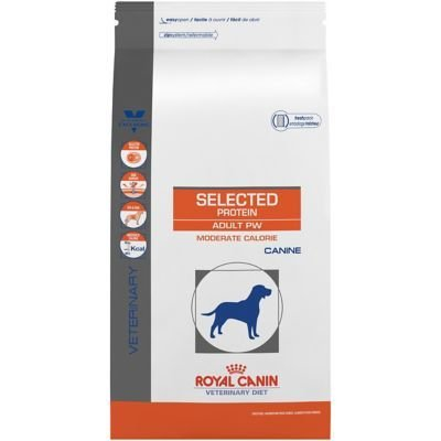 Royal Canin Hypoallergenic Moderate Calorie Potato Whitefish Dog Food 24.2 lb