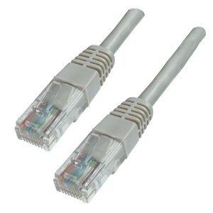 2 opinioni per Silverline- Cavo di rete CAT5e, RJ45, patch, ethernet, lunghezza: 15 m