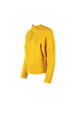 Autunno Guess W84r91 S 19 Maglia Inverno 2018 Giallo Z26z0 Donna AYIYqwr