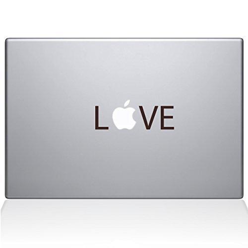 人気の春夏 The Decal Decal Guru Macbook Love Apple Macbook Decal Vinyl Sticker - - 13 Macbook Pro (2016 & newer) - Brown (0203-MAC-13X-BRO) [並行輸入品] B0788G649G, ATENダイレクト:8c022ce3 --- svecha37.ru