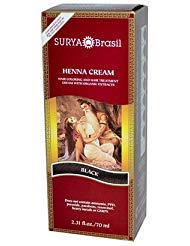 Surya Henna Brasil Cream Black - 2.31 fl oz - HSG-657163