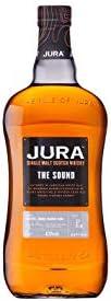 Jura The Sound Single Malt Scotch Whisky in Gift Box - 1000 ml