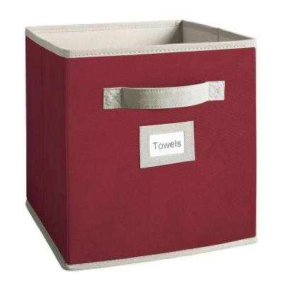 "Martha Stewart Living Fabric Drawer 11"" x 10.5"" x 10.5"" B..."
