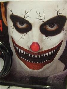 Clown Tueur maquillage Ensemble ~ It ~ Joker ~ Halloween maquillage