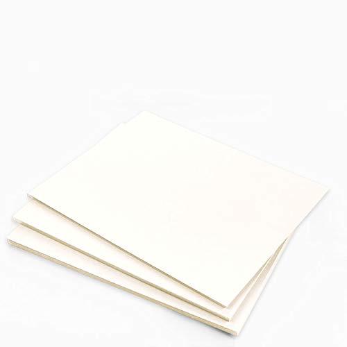 Gmund Colors Matt Wedding White Cardstock - 8 1/2 x 11, 111lb Cover, 25 Pack ()