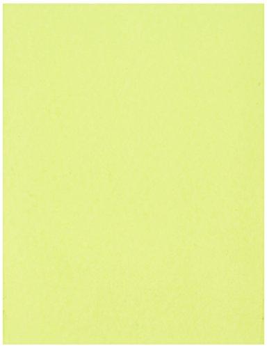 Accent Design Paper Accents Vellum 8.5x11 27# Kiwi - Paper Accents Vellum