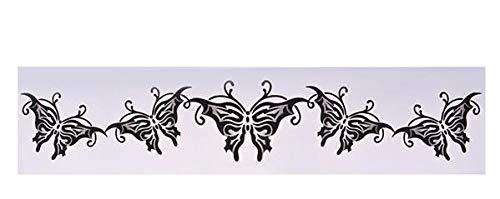 Butterflies Armband Tattoos - Rhode Island Novelty 8