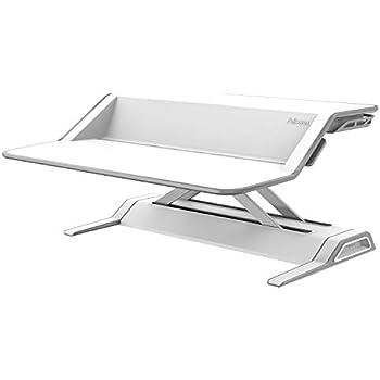 Amazon Com Fellowes Lotus Sit Stand Workstation Desk