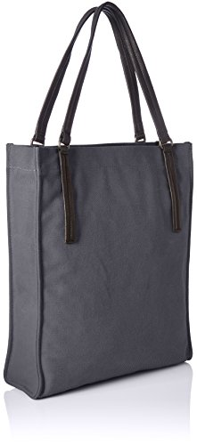 Shopper Marc E Donna O'polo Retrò Tracolla Borse navy Blu A Due WantnpR