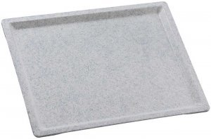 Zenit Technologies Bandejas Glass normalizadas 4/5 gastronorm - Caja de 10 Unidades (Melange