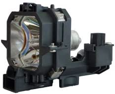 LAMPARA SUPER ELPLP21 PARA PROYECTOR EPSON: EMP-53, EMP-73: Amazon ...