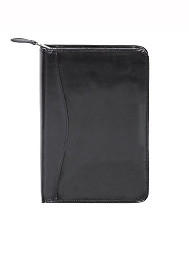 scully-junior-zip-padfolio-black