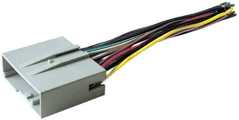 Amazon.com: Stereo Wire Harness made for Ford F-150 (excluding NAV) 11 2011  (car radio wiring installation parts): Automotive | Ford Radio Wiring Harness Adapter |  | Amazon.com