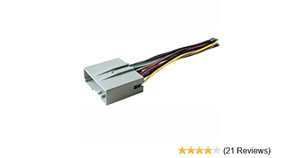 Amazon bmw stereo wiring harness dash install kit