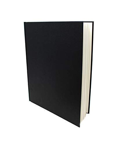 Artway Studio Hardcover Sketch Book - 8.5'' x 11'' - 170gsm / 105lb Drawing Paper (92 Page Sketchbook) by Artway