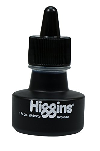 higgins pigment based drawing ink - 1