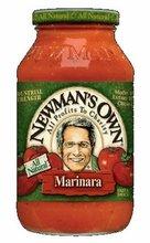 Newman's Own Marinara Pasta Sauce 24 oz (Pack of 12) ()