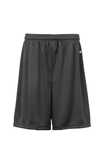 badger-sportswear-mens-b-dry-performance-short-graphite-4x-large