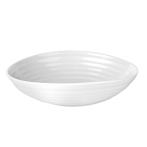 Portmeirion Sophie Conran White Set of 4 7 inch (Conran White Cereal Bowl)