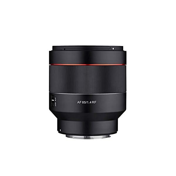 RetinaPix Samyang Brand Photography AF Lens 85MM F1.4 Canon RF