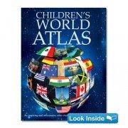 Children's World Atlas 1845614089 Book Cover