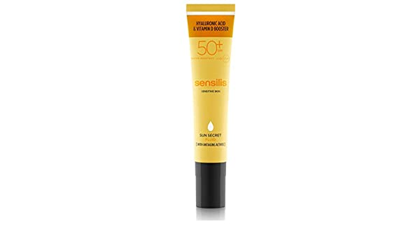 Sensilis Sun Secret - Crema Facial Protectora Antiedad con SPF50+ ...