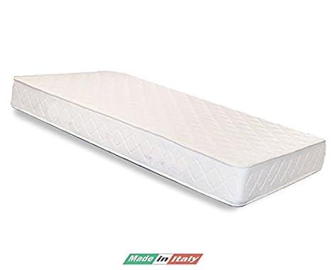 Helix - Colchón fuera tamaño Tamaño personalizada 110 x 185 Altura 18 ortopédico sanitario Muelles Bonell: Amazon.es: Hogar