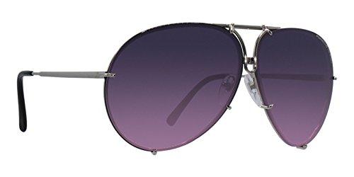 Porsche Design Sunglasses, Silver, ()